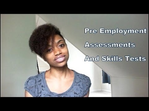Pre Employment Assessments/Tests + Whose Hiring This Week!