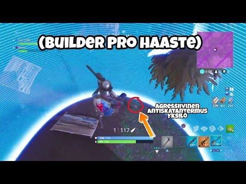 Agressiivinen Antiskatantermus yksilö (Builder Pro haaste) **HULLU 360 IMPULSE NOSCOPE TRICKSHOT**