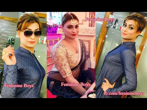 Bollywood Makeup Artist Apurva Agnihotri | Male To Female Transformation | Feminine Boys - YouTube