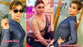 Bollywood Makeup Artist  Apurva Agnihotri  Male To Female Transformation  Feminine Boys