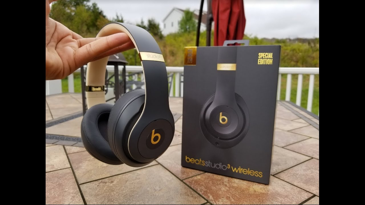 in depth review beats studio3 wireless youtube
