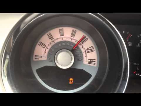 2010 Mustang GT 5.0 supercharged acceleration .