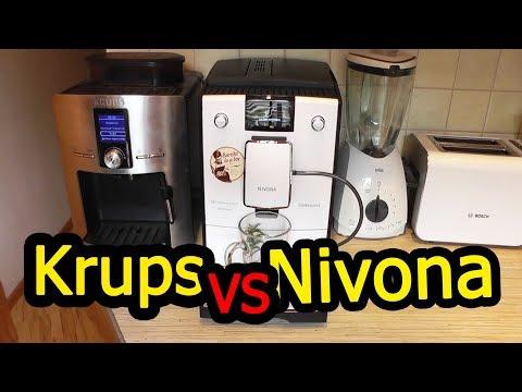 Поменял Krups на Nivona 779 с Аliexpress.  Выбор мастера по ремонту кофемашин.
