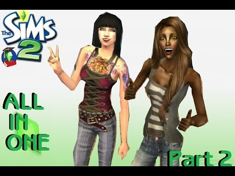 The Sims 2 All in One-Part 2-Getting Settled