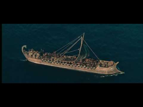 Troy - The Fleet Sails (HD Quality)