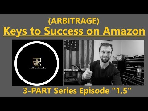Creating an Amazon Posting on an Existing Product - Online or Retail Arbitrage