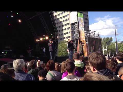 Outlandish - Better Days LIVE @ Rotterdam Unlimited 2013