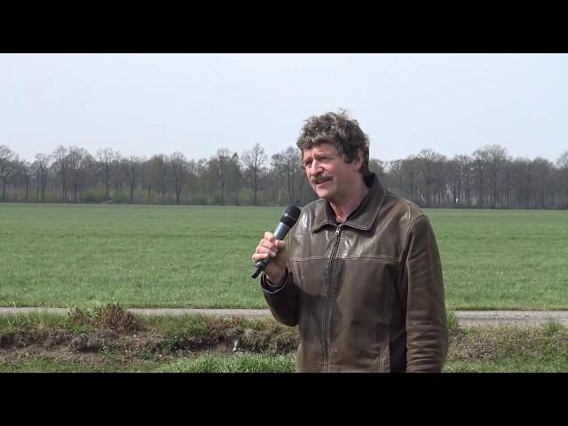 Overijssel steunt behoud weidevogels Geesteren