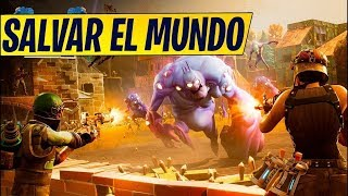FORTNITE/CANAL D GAME IN XBOX SPANISH MADRID/SAVE THE WORLD SIII/SUBSCRIBE AND GIVE LIKE!!!!