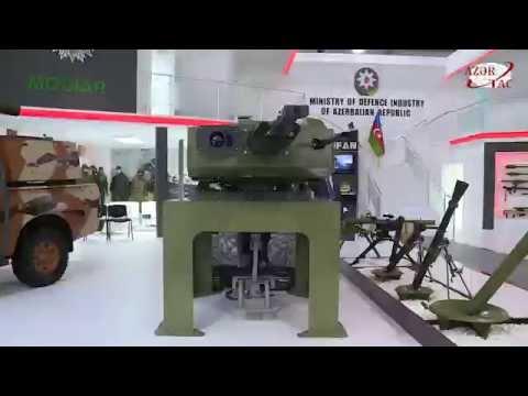 "Azerbaijan international defense exhibition - ""ADEX 2016"" kicks off in Baku"