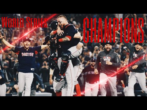 Boston Red Sox 2018 World Series Champions Mp3
