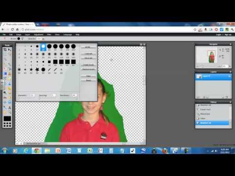 Pixlr Removing Image Background