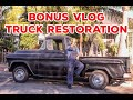 1957 CHEVY 3100 RESTORATION PROJECT