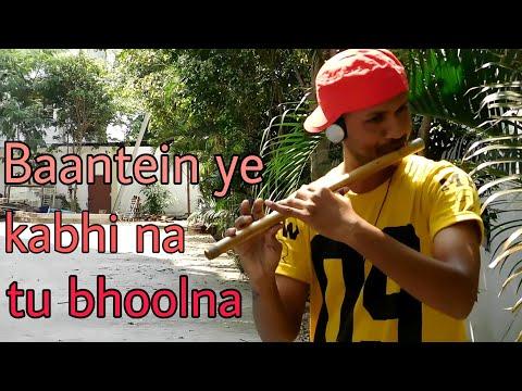 Flute cover ( Bansuri )|| Baatein ye kabhi na tu bhoolna || Arijit Singh.. 9165738626
