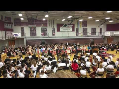 LSNHS 2016 Festival of Strings - Symphony Strings & Symphony Orchestra