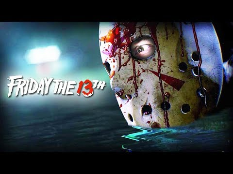 THE SCARIEST GAME EVER....FRIDAY THE 13TH WITH THE CREW