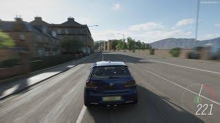 Forza Horizon 4 - 2010 Volkswagen Golf R Gameplay [4K]