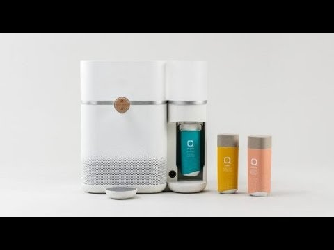 Mitte: Create your own mineral water like nature