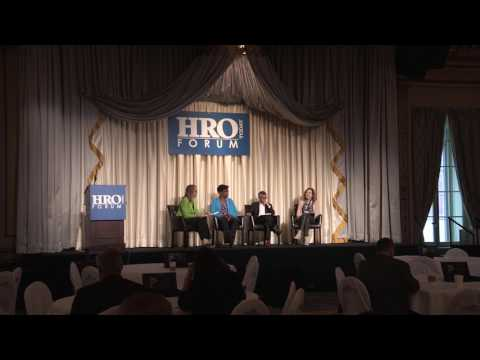 HRO Today Forum 2017: CHRO Healthcare Panel