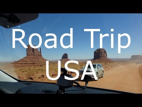 Road Trip USA- California, Utah, Arizona and Nevada