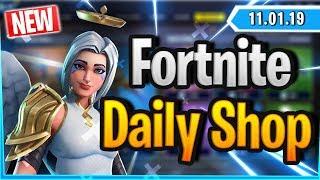 Fortnite Daily Shop *NEW* ARK SKIN (11 Januar 2019)
