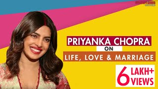 Priyanka Chopra First Interview After Marriage, Talks About Tech Investment & Turning Author