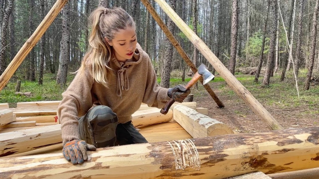 Keeping Up With The Timbers: Overnight Camp & Cabin Building