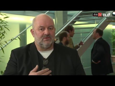 Interview with Werner Vogels (CTO at Amazon) | DLD16