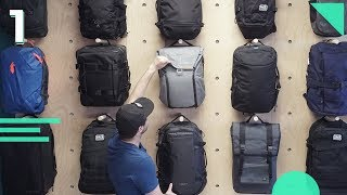 How To Choose The Best Travel Backpack   Part 1: Intro   The Right One Bag Carry-On Pack For You