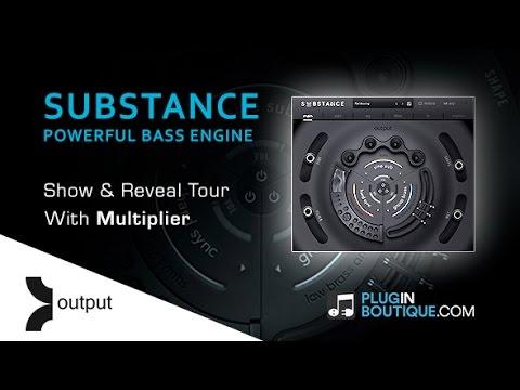Output SUBSTANCE Kontakt Instrument - Show & Reveal