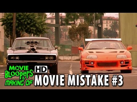 The Fast and The Furious (2001) movie mistake #3