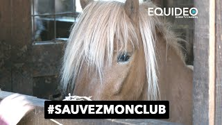 #sauvezmonclub 🙏 avec la crise du Covid19 tous les centres et clubs équestres sont en danger