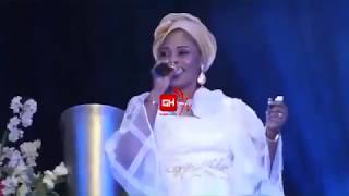 Tope Alabi Ministration At August 2019 Word Worship And Wonders Night  The Glory Dome  IMFFC2019