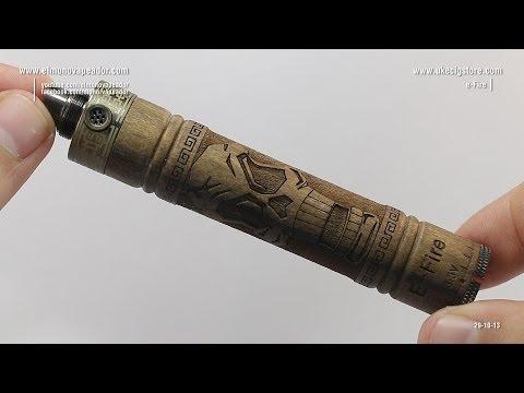x-Fire e-Fire (eGo VV Madera) - revision