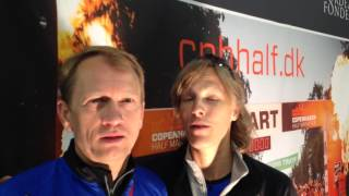 Copenhagen Half Marathon - runners from Hamburg looking forward to run Cph Half again
