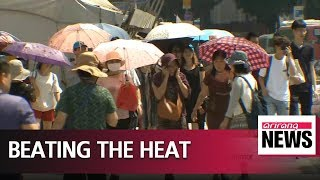 Korea marks 'Chobok', start of hottest period of summer