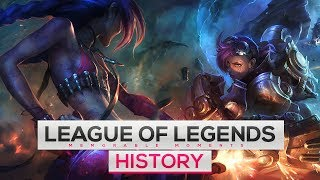 Most MEMORABLE & ICONIC Moments in League of Legends History
