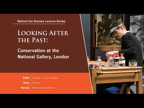 Looking After the Past: Conservation at the National Gallery, London By Larry Keith