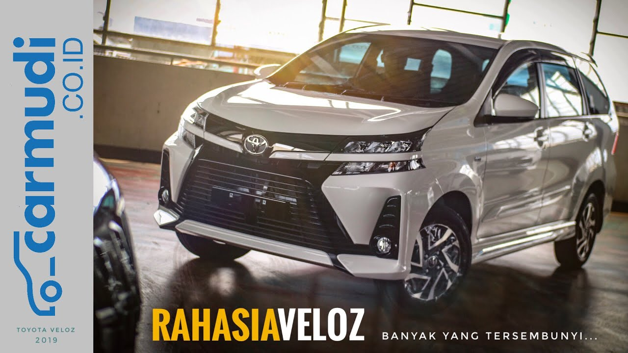 suspensi grand new veloz group all kijang innova toyota avanza 2019 10 hal yang perlu diketahui youtube