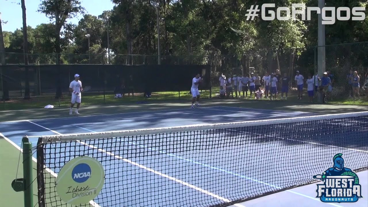 2014 NCAA DII Tennis National Championship Full Video Recap