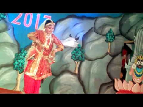 ghungura dia bandhi mo dui pade by Monika Das