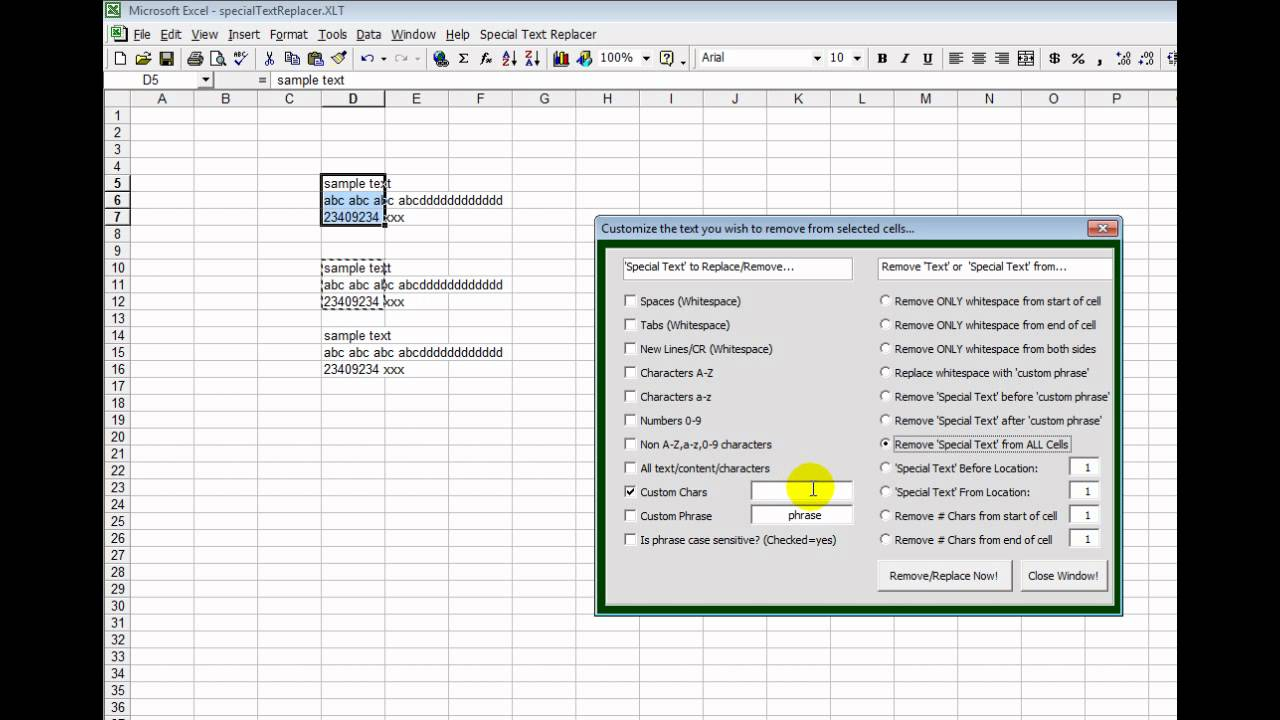 Drawing Lines Between Cells In Excel : How to delete words in excel ms draw a