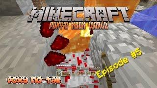 Minecraft Xbox [5] - The Hunt for Diamond