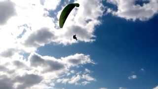Валера парашютирование в Морквашах. Расширенная версия.