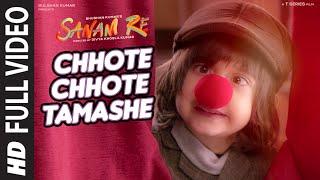 Chhote Chhote Tamashe FULL VIDEO SONG | Sanam Re | Rishi Kapoor, Neel | Divya Khosla Kumar