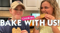 BAKE WITH US | RYAN'S FAMOUS CHOCOLATE CHIP COOKIES
