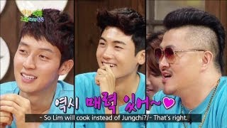 Happy Together - Unexpected stars Special with Hyungsik & Kwanghee of ZE:A & more! (2013.09.11)
