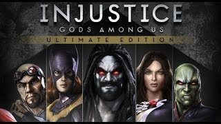 Repeat youtube video Injustice: Gods Among Us - All Intros, Super Moves and Victory Poses (Including All DLC) (HD)
