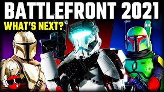 A year ago i made star wars battlefront 2 video about how the game was stronger than ever, with peak player counts and lots of dlc content updates. one yea...