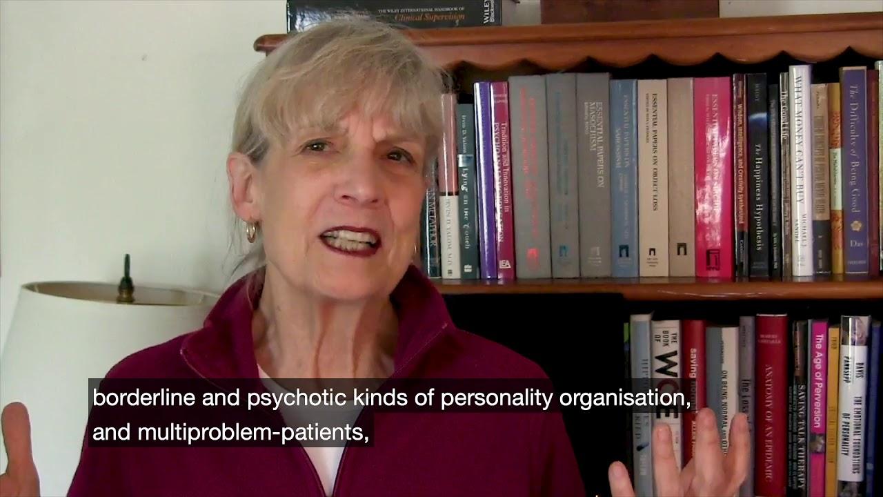 Nancy McWilliams hilser velkommen til Psykologikongressen 2019